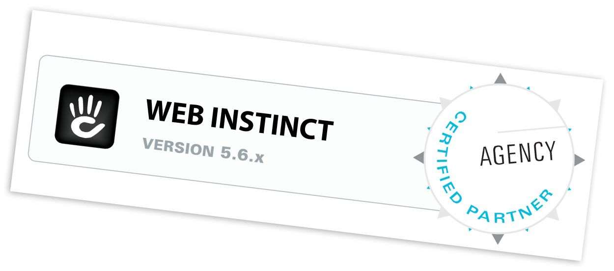 Web Instinct Becomes Fully Certified In Concrete5
